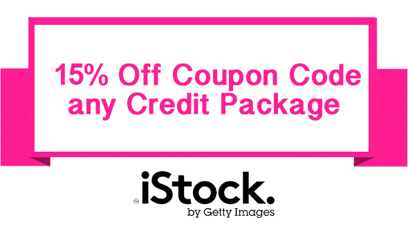 Purchasing Creative Files with an iStock Promo Code